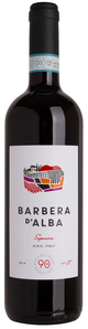 90+ Cellars Lot 27 Barbera d'Alba 2015