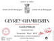 Domaine Marc Roy Gevrey Chambertin Clos Prieur 2015