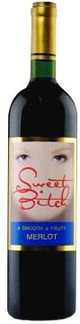 Sweet Bitch Merlot 2016