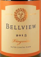 Bellview Viognier 2013