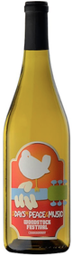 Wines that Rock Woodstock Chardonnay 2014