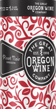 The Great Oregon Wine Company Pinot Noir Can NV
