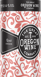 The Great Oregon Wine Company Rosé Can NV