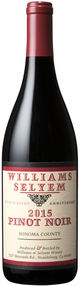 Williams Selyem Sonoma County Pinot Noir
