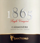 Vina San Pedro 1865 Single Vineyard Carmenère 2015