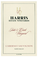 Harris Estate Jake's Creek Vineyard Cabernet Sauvignon 2006