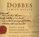 Dobbes Grand Assemblage Cuvee Pinot Noir 2014