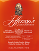 Jefferson's Grand Selection Chateau Pichon Baron French Oak Cask Finish Bourbon