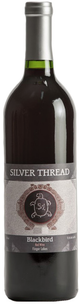 Silver Thread Blackbird Red Wine 2014