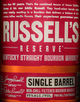 Wild Turkey Russell's Reserve