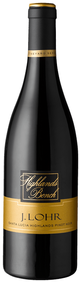 J. Lohr Highlands Bench Pinot Noir 2013
