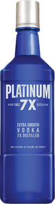 Platinum 7X Distilled Vodka