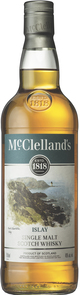 McClelland's Islay Single Malt Scotch Whisky