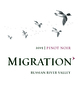 Migration Russian River Valley Pinot Noir 2015