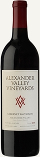 Alexander Valley Vineyards Estate Cabernet Sauvignon 2015