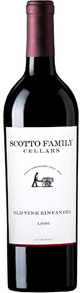 Scotto Cellars Old Vine Zinfandel 2013