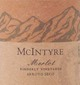 McIntyre Vineyards Kimberly Vineyard Merlot 2015