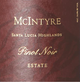 McIntyre Vineyards Estate Pinot Noir 2015