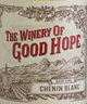 The Winery of Good Hope Bush Vine Chenin Blanc 2017