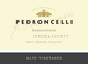 Pedroncelli Alto Vineyards Sangiovese 2015