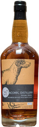 Taconic Distillery Double Barrel Bourbon Whiskey with Maple Syrup