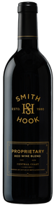 Smith and Hook Proprietary Red Blend 2014