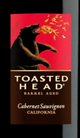 Toasted Head Cabernet Sauvignon 2015