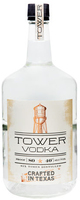 Tower Vodka Crafted in Texas Vodka