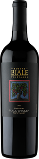 Robert Biale Black Chicken Zinfandel 2015