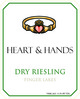 Heart & Hands Dry Riesling 2016