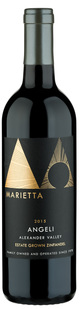 Marietta Angeli Estate Grown Zinfandel 2015