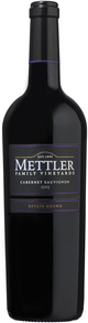 Mettler Family Vineyards Cabernet Sauvignon 2015
