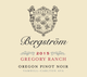 Bergström Gregory Ranch Vineyard Pinot Noir 2015