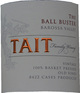 Tait The Ball Buster Red 2015