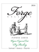 Forge Cellars Wagner Caywood East Dry Riesling 2016