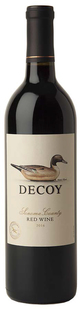 Decoy Red Wine 2016