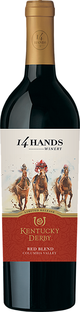 14 Hands Kentucky Derby Red Blend 2015