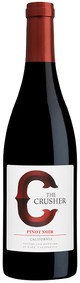 The Crusher California Pinot Noir 2016