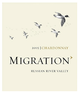 Migration Russian River Valley Chardonnay 2015