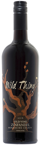 Carol Shelton Wild Thing Old Vine Zinfandel 2015