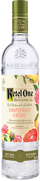 Ketel One Botanical Grapefruit & Rose Vodka