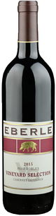 Eberle Vineyard Selection Cabernet Sauvignon 2015