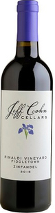 Jeff Cohn Cellars  Rinaldi Vineyard Fiddletown Zinfandel 2015