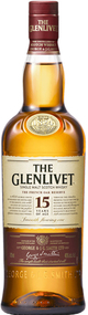 The Glenlivet French Oak Reserve Single Malt Scotch Whisky 15 year old