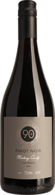 90+ Cellars Lot 125 Monterey County Pinot Noir 2017