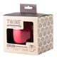 True Fabrications Twine Red Moscow Mule Mug