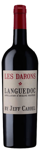 Jeff Carrel Les Darons Languedoc Rouge 2016