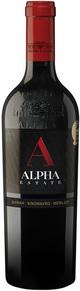 Alpha Estate Estate Red 2015