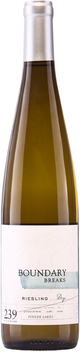 Boundary Breaks No. 239 Riesling 2017
