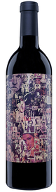 Orin Swift Abstract Red 2017